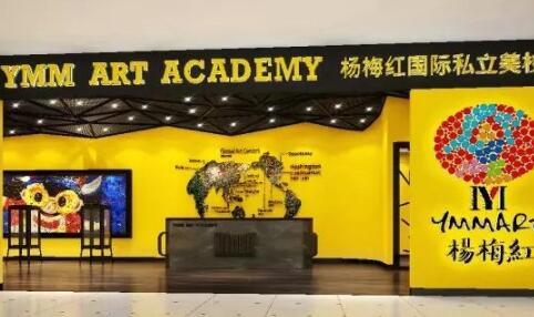 杨梅红教育杨梅红国际私立美校(成都北城天街校区)