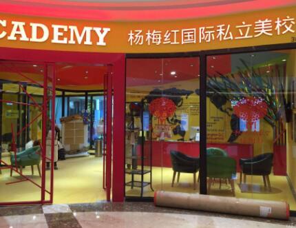 杨梅红教育杨梅红国际私立美校(成都九方广场校区)