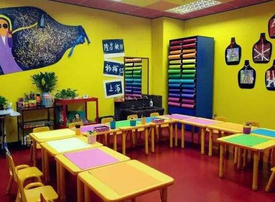 杨梅红教育杨梅红国际私立美校(成都苏宁广场校区)