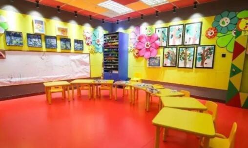 杨梅红教育杨梅红国际私立美校(重庆北城天街校区)