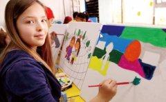 杨梅红教育杨梅红国际私立美校课程体系怎么样?